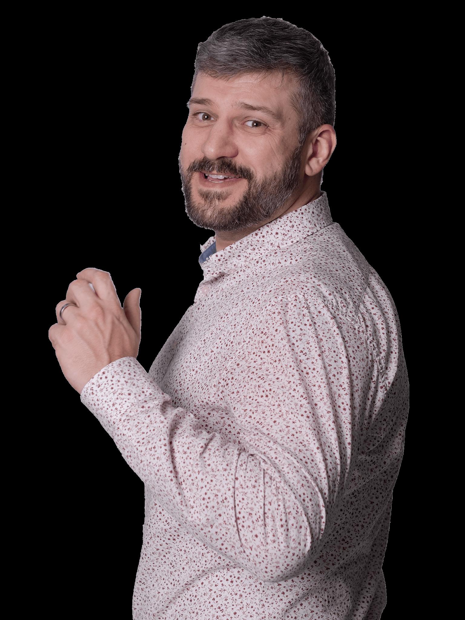 Pavel Rabenseifner - kouč, mentor